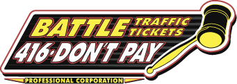 Battle Traffic Tickets Logo